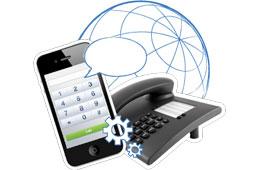 VoIP telefonování